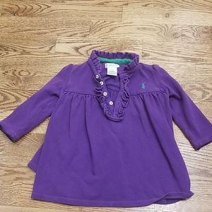 Ralph Lauren Purple Beauty ❤ 9months